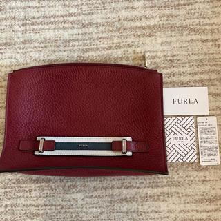 フルラ(Furla)の美品✳︎FURLA セカンドバック✳︎ユナイテッドアローズ GUCCI プラダ(セカンドバッグ/クラッチバッグ)