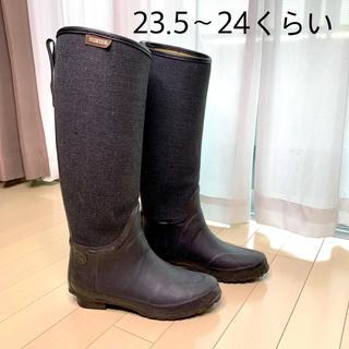ハンター(HUNTER)のハンター レインブーツ 長靴 おしゃれ 23.5〜24くらいの方に(レインブーツ/長靴)