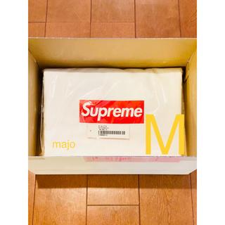 シュプリーム(Supreme)のSupreme Box Logo L/S Tee White 白 M(Tシャツ/カットソー(七分/長袖))