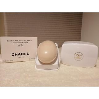 CHANEL - シャネル サボン シャネル石鹸 シャネルNo. 5