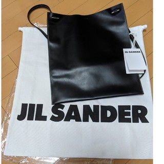 ジルサンダー(Jil Sander)の大幅値下げ【日本未入荷】 新品未使用 JIL SANDER カーフレザーバッグ(ショルダーバッグ)