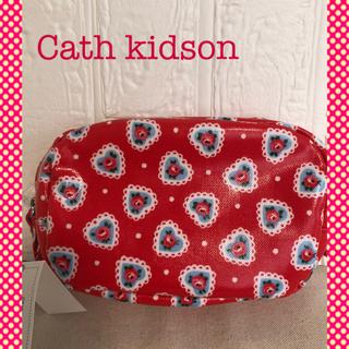 キャスキッドソン(Cath Kidston)の【新品】キャスキッドソン ポーチ(ポーチ)