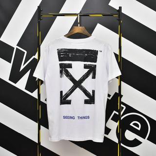 OFF-WHITE - OFF-WHITE シャツ 2男女兼用  DO92-2