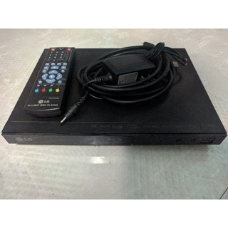 エルジーエレクトロニクス(LG Electronics)のLG Blue-ray/DVDプレイヤー BP250 付属品有(DVDプレーヤー)
