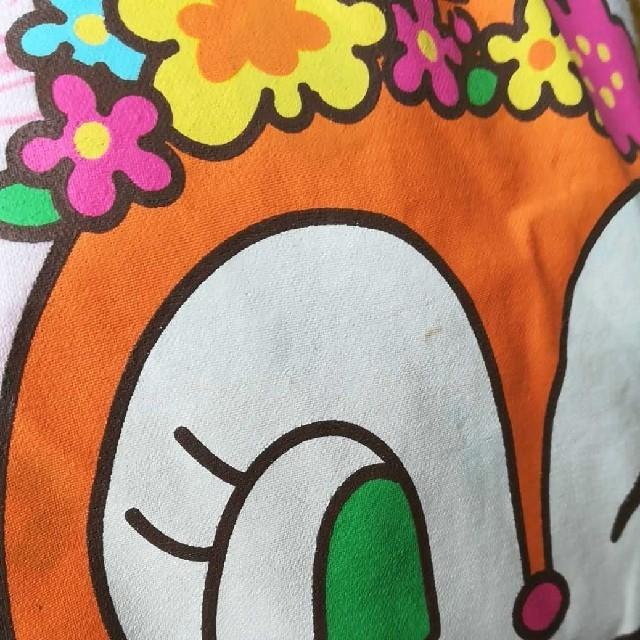 アンパンマン(アンパンマン)のドキンちゃん 半袖 Tシャツ トップス チュニック 90 女の子 アンパンマン キッズ/ベビー/マタニティのキッズ服女の子用(90cm~)(Tシャツ/カットソー)の商品写真