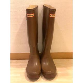 ハンター(HUNTER)のHUNTER ハンター 正規品 レインブーツ 23 UK4 EU37(レインブーツ/長靴)