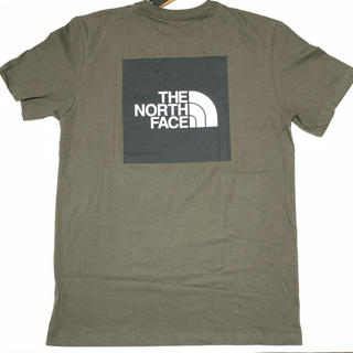 THE NORTH FACE - 【新品】海外限定THE NORTH FACE Tシャツ トープ 背中ビックロゴ入