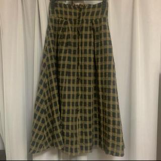 ローズバッド(ROSE BUD)のスカート (ロングスカート)