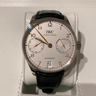 IWC - 本物美品 IWC ポルトギーゼ オートマティック 7デイズ