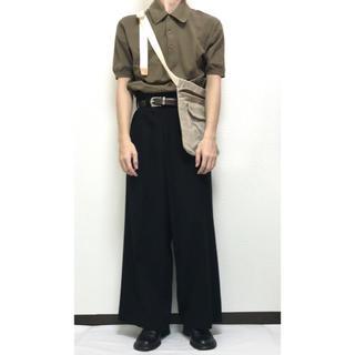 エンダースキーマ(Hender Scheme)のHENDER SCHEME Belted Leather Bag(ショルダーバッグ)