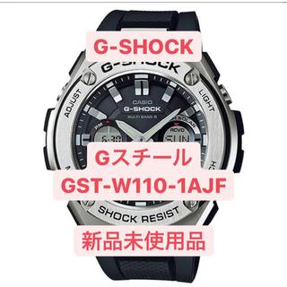 ジーショック(G-SHOCK)のG-SHOCK  GST-W110-1AJF 新品未使用品(腕時計(アナログ))