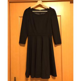 ANAYI - ワンピース シンプル ブラック 🌹 アナイ 美品