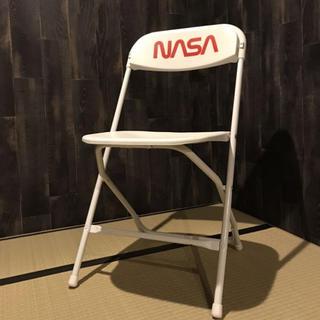 ビームス(BEAMS)のtom sachs トムサックス NASAチェア BEAMS NIKE 伊勢丹(座椅子)