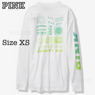 Victoria's Secret - PINK♡ロンT♡ホワイト