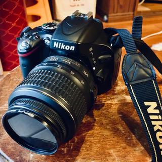Nikon - オマケいろいろ即撮影可! 一眼レフ Nikon D5100 高画質動画 WiFi