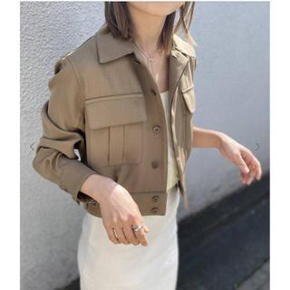 エディットフォールル(EDIT.FOR LULU)のarmy jacket(ミリタリージャケット)
