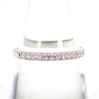 Pt900 ダイヤモンド リング 15号[g303-14](リング(指輪))