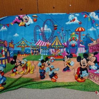 ミッキーマウス - 新品 薄手 大判 ブランケット ミッキーマウス