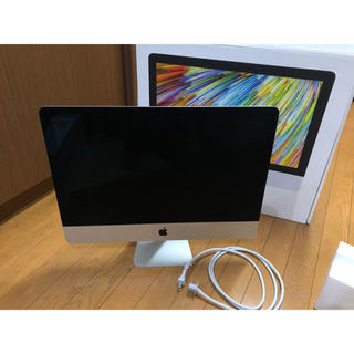 Apple - iMac 21.5インチ Retina 4Kディスプレイ