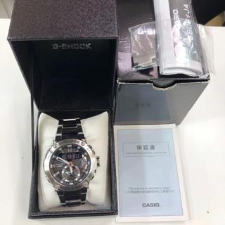 ジーショック(G-SHOCK)の美品!CASIO G-SHOCK GST-B200D-1AJF 腕時計(腕時計(アナログ))
