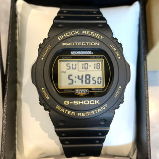 NEIGHBORHOOD × G-SHOCK CASIO 腕時計