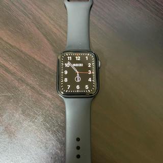 アップルウォッチ(Apple Watch)のApple Watch Series 5 GPS 44mm(その他)