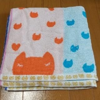 ツモリチサト(TSUMORI CHISATO)のツモリチサト バスタオル 新品(タオル/バス用品)