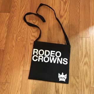 ロデオクラウンズワイドボウル(RODEO CROWNS WIDE BOWL)のロデオクラウンズ サコッシュ(ショルダーバッグ)