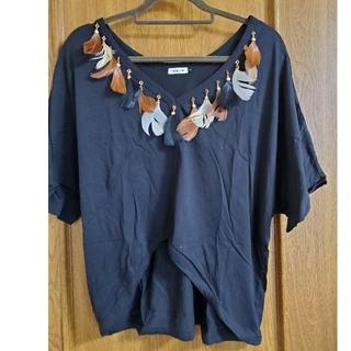 ルシェルブルー(LE CIEL BLEU)のLE CIEL BLUE トップス カットソー(カットソー(半袖/袖なし))