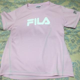 フィラ(FILA)の FILA Tシャツ レディース(Tシャツ(半袖/袖なし))