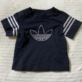 アディダス(adidas)のベビーadidasTシャツ(Tシャツ)