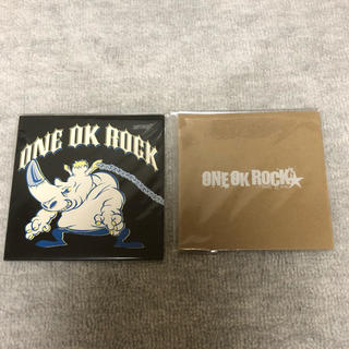 oneokrock 廃盤CD oneokrock keepitreal