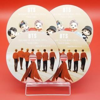 防弾少年団(BTS) - 💟新作💟BTS MAP OF THE SOUL ON:E DVD4枚組セット