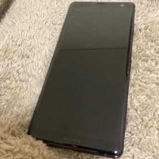 Xperia - SoftBank xperia xz3 SIMロック解除済み!
