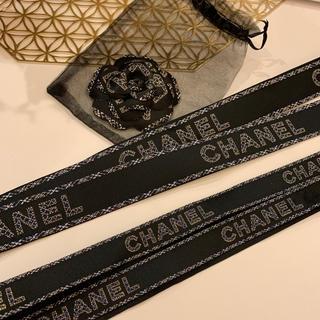 シャネル(CHANEL)のCHANEL シャネル カメリア リボンセット(ラッピング/包装)