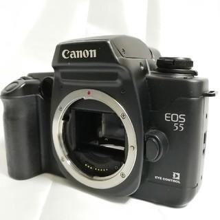 canon eos55 フィルムカメラ