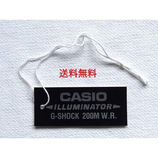 ジーショック(G-SHOCK)の紙タグ イエロースラッシャー DW-6900 カシオ G-SHOCK★送料無料★(腕時計(デジタル))