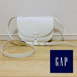 ギャップ(GAP)のギャップ♡ホワイト♡ショルダーバッグ(ショルダーバッグ)