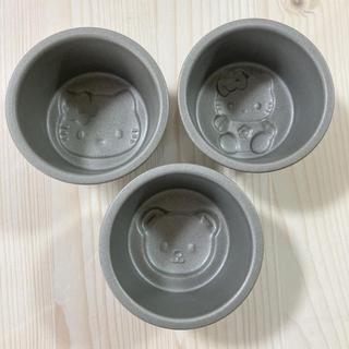 ハローキティ - ハローキティ♡プリン型 3個