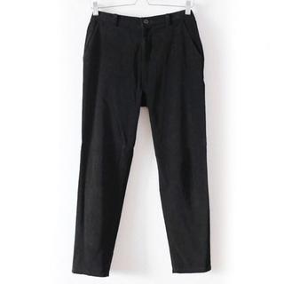 エヴァムエヴァ(evam eva)のevam eva shirt call narrow pants(カジュアルパンツ)
