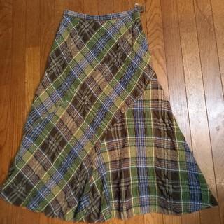 スキャパ(SCAPA)のロングスカート(ロングスカート)