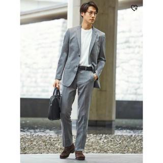 ユニクロ(UNIQLO)のUNIQLO オーダーメイド感覚スーツ (スラックス/スーツパンツ)