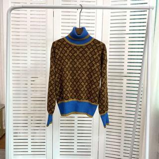 ルイヴィトン(LOUIS VUITTON)のLouis Vuitton レディース タートルネックセーター(ニット/セーター)