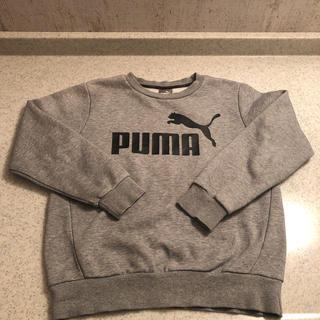 PUMA - PUMA キッズ 130cm トレーナー  長袖 裏起毛 プーマ
