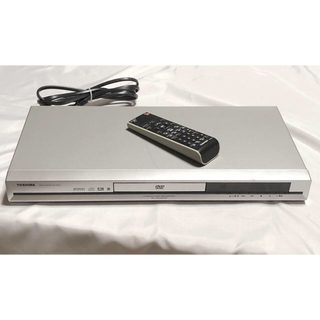 トウシバ(東芝)のTOSHIBA DVDプレイヤー SD-270J(DVDプレーヤー)