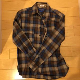 ウエアハウス(WAREHOUSE)のウエアハウス ペンドルトン ウールチェックシャツ 米国製(シャツ)