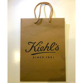 Kiehl's - Kiehl's ショッピング袋 ショッパー
