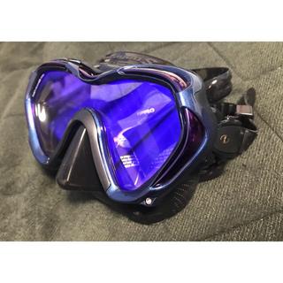 ツサ(TUSA)のカタログ無し限定カラー‼️最新 TUSA paragon s マスク ダイビング(マリン/スイミング)