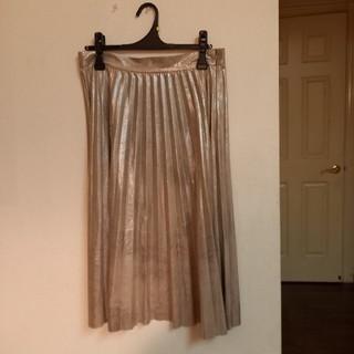 スキャパ(SCAPA)のプリーツスカート(ロングスカート)