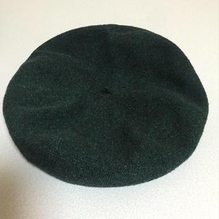 カオリノモリ(カオリノモリ)の新品未使用♡カオリノモリ♡ベレー帽(ハンチング/ベレー帽)